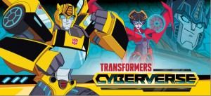 First Look at Transformers: Cyberverse Animated Cartoon