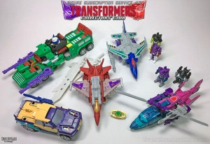 Transformers News: TFSS 4.0 Figure 3 Shipping Out Soon