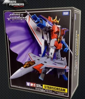 "Transformers News: TransformersAsia Announces Masterpiece MP-11 Starscream ""RELAUNCH"""