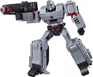Transformers News: New Stock Images of Transformers Cyberverse Ultimate Megatron & Optimus Prime