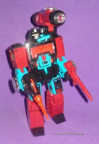 Transformers News: New Images of Toys'R'Us Reissue Perceptor