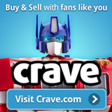 Transformers News: Crave News 01-06-2012: Welcome to 2012 on Crave