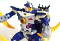 Transformers News: New Images of 2010 Botcon Sky-Byte