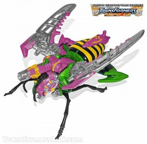 Transformers News: TFSS 2.0 Thrustinator Images
