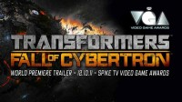 Transformers News: Transformers: Fall of Cybertron Trailer to Debut on Spike TV Video Game Awards