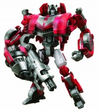 """Transformers News: Official Images: Generations """"Fall of Cybertron"""" Deluxes Kickback, Starscream, Sideswipe, Ultra Magnus, and Fireflight"""