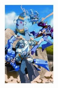 Transformers Comic Book Artist Josh Perez to attend TFcon 2012