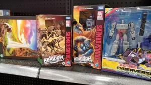Transformers Kingdom Sightings in the US and Canada