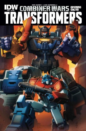 Transformers News: Details of IDW's planned activities at Emerald City Comicon