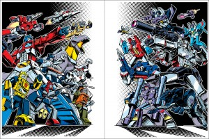 Transformers News: Transformers 30th Anniversary Prints by Guido Guidi - AcidFree Limited Edition