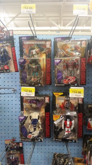 Combiner Wars Wave 2 Found At US Retail