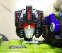 A Closer Look at TFC Toys Hercules Optional Visor