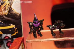 Transformers News: Toy Fair 2017 - Transformers: The Last Knight Tiny Turbo Changers Photogallery #TFNY #HasbroToyFair