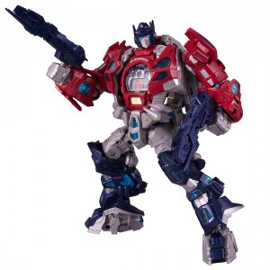 New Stock Photos and Price for G-Shock x Transformers Optimus Prime Resonant Mode