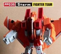 iGear PP03 Storm & PP03 Current Robot Mode Images