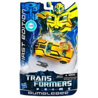 Transformers News: TF: Prime Bumblebee available at Toys R Us online!