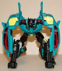 Transformers News: Transformers Prime Deluxe Rumble Pictorial Review