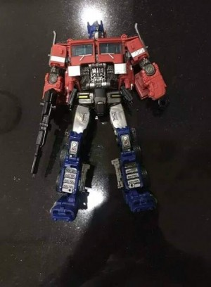 First Look at Studio Series SS 38 Optimus Prime from Bumblebee Movie
