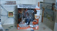 Transformers Prime Powerizer Optimus Prime Video Review
