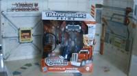 Transformers News: Transformers Prime Powerizer Optimus Prime Video Review