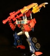 Transformers News: Video Review: Takara Tomy Transformers Prime Arms Micron AMW-13 Advanced Star Saber