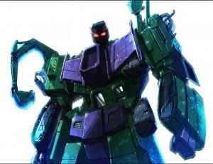 IDW Transformers: Combiner Wars - Livio Ramondelli Character Previews