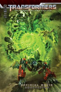 Transformers News: IDW & Transformers top of the iTunes charts
