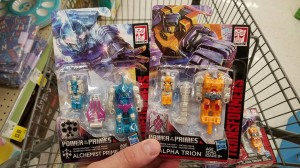 Transformers Power of the Primes Wave 2 Prime Masters at US Retail
