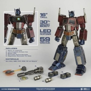Transformers News: TFsource News! FP Comera / Echara, Badcube Slick, ThreeA G1 Prime, Artifex, Kultur, Downbeat & More!