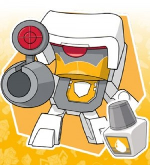 Transformers News: BotBots get Individual Bios plus checklists