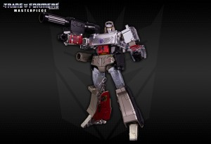 Transformers News: Takara Tomy MP-36+ Masterpiece Megatron Official Images