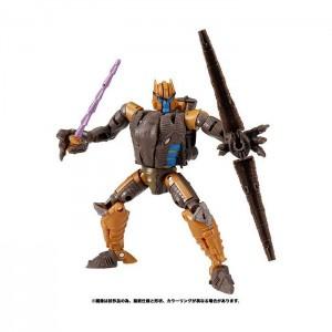HobbyLink Japan Sponsor News - Kingdom Series Dinobot is Here