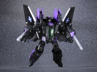 Transformers News: More Images of Gentei Dark Skyfire