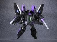 Transformers News: More Images of Gentei Dark Skyfire