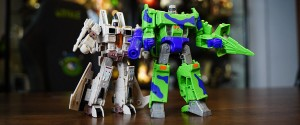 In Hand Pictures and Unboxing Video for Transformers Generations Selects G2 Sandstorm and Megatron