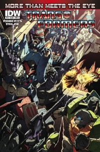 Transformers News: March 2013 IDW Transformers Solicitations