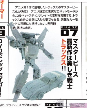 Transformers News: Japanese Magazine Scans April 2015 - Figure King, Plus Designer Hisashi Yuki Interview