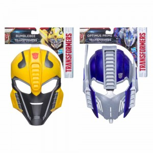 Bumblebee Movie Toy News with Role Play Mask Images and Power Charge Bee on Top Holiday Toy List