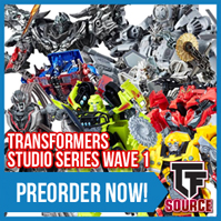 TFSource News! FT Quietus & Dracula, Flame Toys Tarn, DX9 La Hire, Spring Clearance Sale & More!