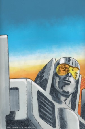 New IDW Publishing Go-Bots Comics Series by Tom Scioli Announced