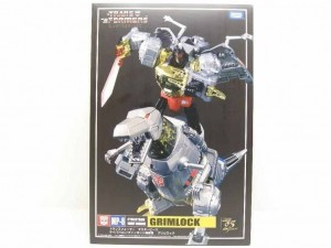 Transformers News: MP-08 Masterpiece Grimlock Reissue with Crown Coin & Flame Sword