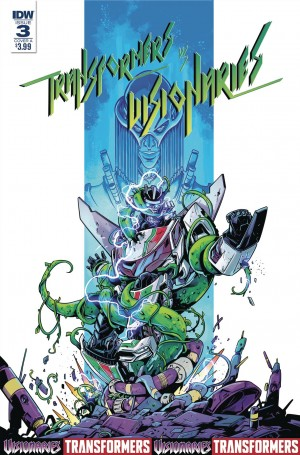 iTunes Preview for IDW Transformers vs Visionaries #3