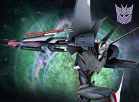 Transformers News: Hubworld.com New Content Includes Upgraded Starscream?