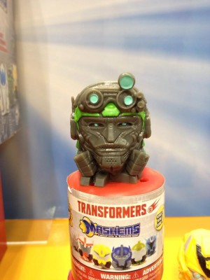 Transformers News: Day Three of 2014 UK Toy Fair: More Transformers: Age of Extinction Robot Faces Revealed?
