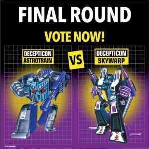 Transformers News: Final Round voting begins on Hasbro Pulse Instagram for Walmart 2020 G1 Reissue
