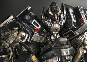 Transformers News: Images of Prime 1 Studio MMTFM-11 Ironhide