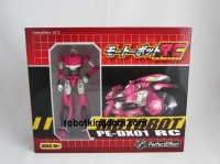 Transformers News: New Perfect Effect PE-DX-01 RC Images