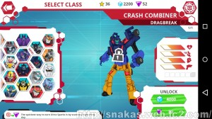 Robots in Disguise App Updates reveal New Characters and Toys Like Menasor and Galvatronus