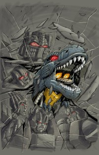 Transformers News: Masterpiece Grimlock confirmed for UK!