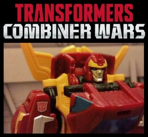 Transformers News: Transformers Combiner Wars: Legends Rodimus In-Hand